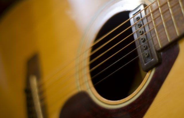 悩ましきギター