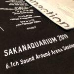 SAKANAQUARIUM 2019「834.194」@大阪城ホール 体験記