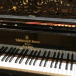 ピアノも個性様々