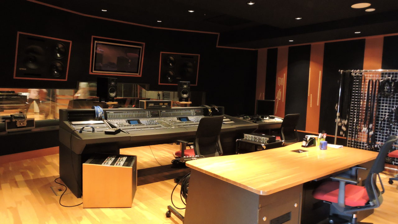 公共施設のレコーディングスタジオ?!|studio untrapの「めでたい ...